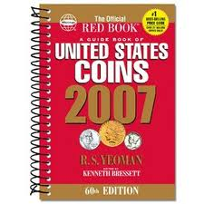 A Guide Book of United States Coins 2007